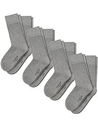 Schiesser Business Herrensocken 8 PAAR, Strümpfe Cotton Fit (4x 2Pack)
