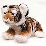 Tiger Baby GANESH 49 cm Plüschtier Schlenkertier von Kuscheltiere.biz