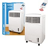 Benross 42310 Portable Air Cooler Unit with Flow Swing/Timer Function and Remote Control, 10 Litre, 60 W, White