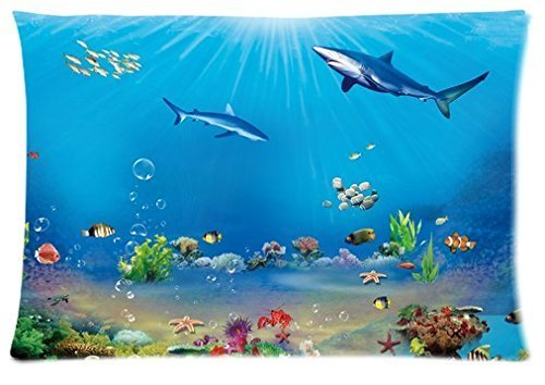 mina-shop-ocean-park-dophin-i-live-two-side-polyester-pillowcase-20x30-inch