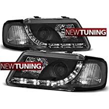 Faros delantero Audi a3 8L 08.96 – 08.00 Daylight negro
