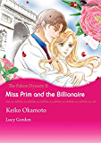 Miss Prim and the Billionaire - The Falcon Dynasty 2 (Harlequin comics)