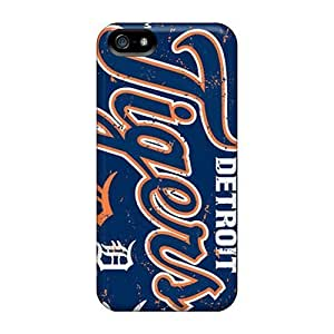 Rugged Skin For Iphone 4/4S Case Cover Eco-friendly Packaging(detroit Lions Edskins )