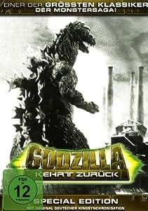 Godzilla kehrt zurück [Special Edition]