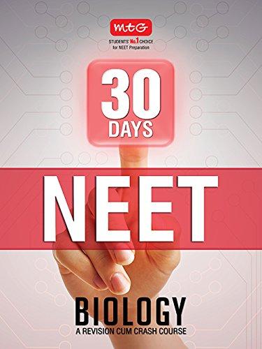 30 Days Crash Course for NEET - Biology