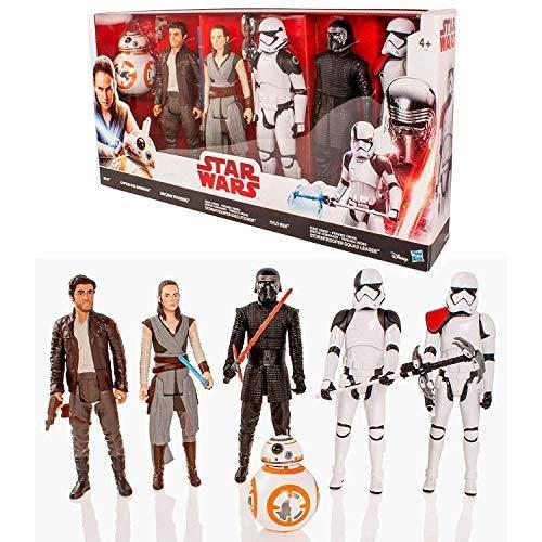 Star Wars The Last Jedi Deluxe 1...