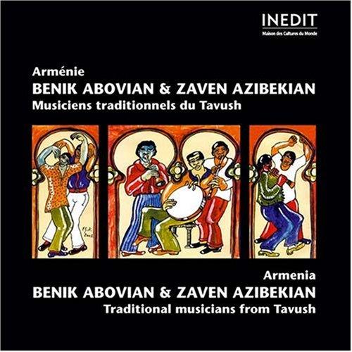 Armenie.Benik Abovian & Z.Azibekian
