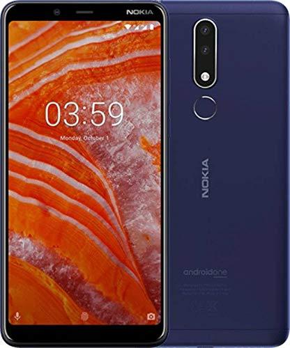 Nokia 3.1 Plus (Blue, 3GB RAM, 32GB Storage)