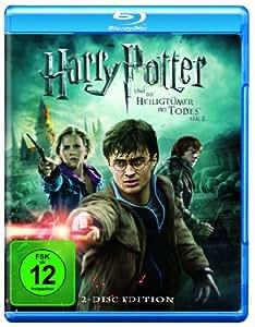 Harry Potter und die Heiligtümer des Todes Teil 2 [Blu-ray]