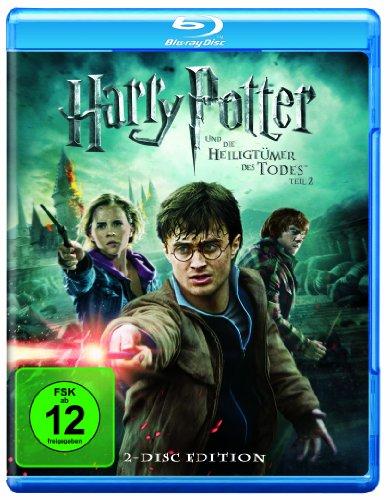 Bild von Harry Potter und die Heiligtümer des Todes Teil 2 [Blu-ray]