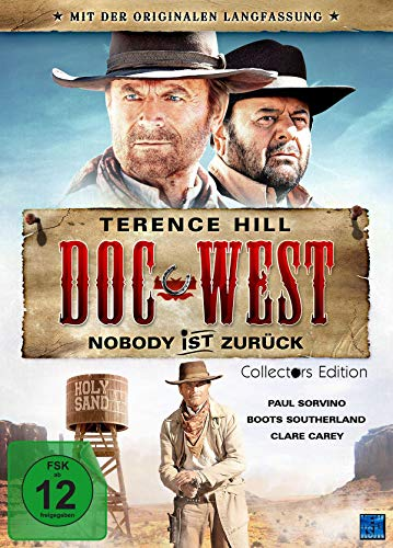 Doc West - Nobody ist zurück (Collectors Edition)