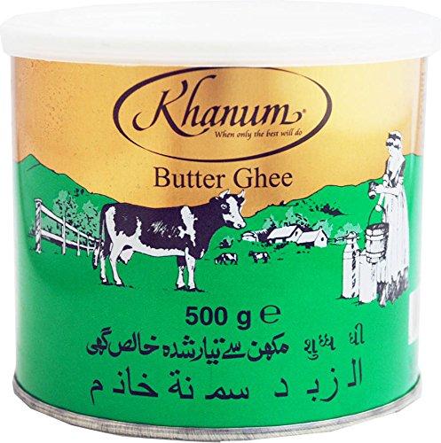 Khanum - Pure Ghee Butter - 500g