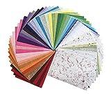 Handgefertigt 60PCS. 21,6x 30,5cm Maulbeer-Papier Tabelle Design Craft Hand Made Art Tissue Japan Origami Washi Wholesale Bulk Verkauf Unryu Herstellern Thailand Produkte Karte machen, Produkte aus Thailand.
