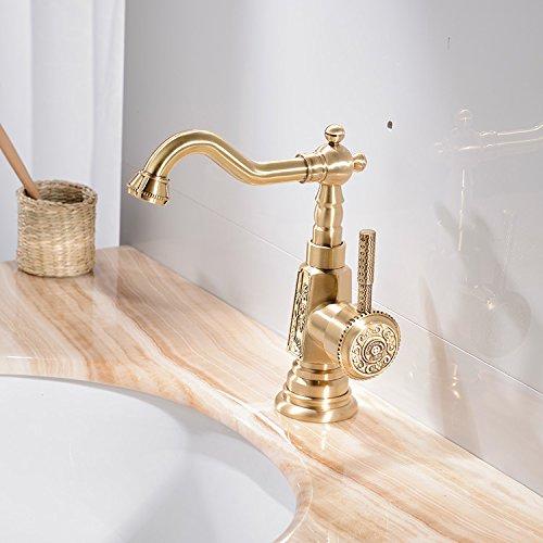 Faucat Die Spüle In Der Küche Wasserhahn Küchentisch Wasserhahn Wasserbecken Sechs Winkel Drehbaren Führende Kunst Becken Stufe - Wasserhahn, Konverter Dusche Spüle,