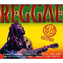 Coffret 10 CD Reggae