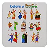 Nevera decorativos Iman Colores de la India de Colección decoración del arte - stylewise - amazon.es