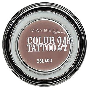 Gemey Maybelline Eyestudio Color Tattoo 24-Hour Eye Shadow 40 Permanent Taupe