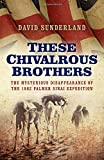 These Chivalrous Brothers: The Mysterious Disappearance of the 1882 Palmer Sinai Expedition