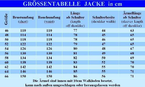 Gr.46 bis 66 Trachten Walkjanker Jacke Janker Trachtenjacke Trachtenjanker Jagd, Größe:58 -