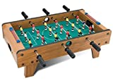 27 Tabletop Soccer Foosball Table Game w...