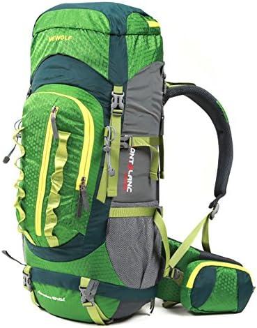Borse alpinismo esterno zaino zaino zaino da viaggio Gli uomini e le donne Backpack Campeggio escursionismo borsa da viaggio impermeabile | flagship store  | Il Prezzo Di Liquidazione  8de5dd