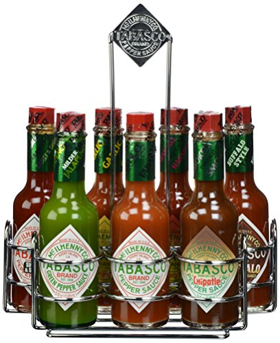 tabasco-brand-tabasco-chrome-caddy-with-7-family-flavors