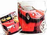 Dino Tasse, Ferrari 206SP, 206GT, 246GT, Fiat, Nürburgring, Enzo, Alfredo