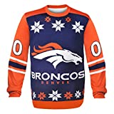 Forever Collectibles NFL Jersey-Pullover, blau