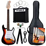 Rocktile Banger's Pack Komplettset E-Gitarre Sunburst - Best Reviews Guide