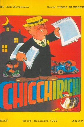 Chicchiricchi - Pasqualino e Pasqualone - Pippo e la bomba comica - Cucu - Caramba.