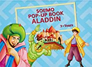 Amazon Brand - Solimo Pop-Up Board Book (Aladdin)