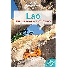 Lao Phrasebook & Dictionary 4ed - Anglais