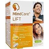 MindCare LIFT, complément alimentaire de bien-être émotionnel - huile de poisson sauvage oméga-3 haute puissance...