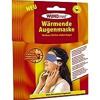 Wärmende Augenmaske | Augenpflege - Anti Falten, Tränensacke, Augenringe und Kopfschmerzen | Augenpflege | Hautfreundlich... preisvergleich bei billige-tabletten.eu