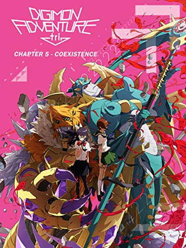 Digimon Adventure Tri - Chapter 5 - Coexistence -