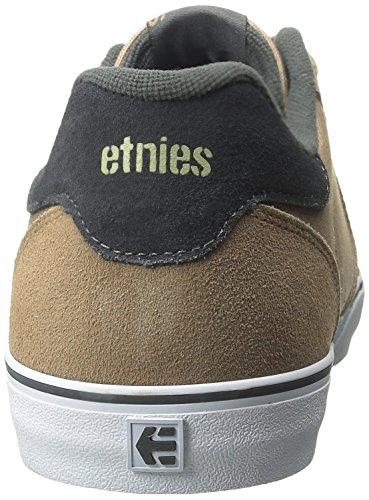 Etnies FADER LS VULC Herren Hohe Sneakers Beige (Tan)