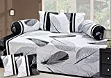#5: Adorro Cotton Premium Diwan set