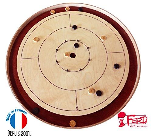 Ferti CR0001 - Crokinole, juego de tablero