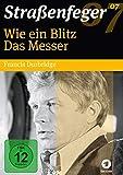 DVD Cover 'Straßenfeger 07: Wie ein Blitz / Das Messer (Durbridge-Krimis) [4 DVDs]