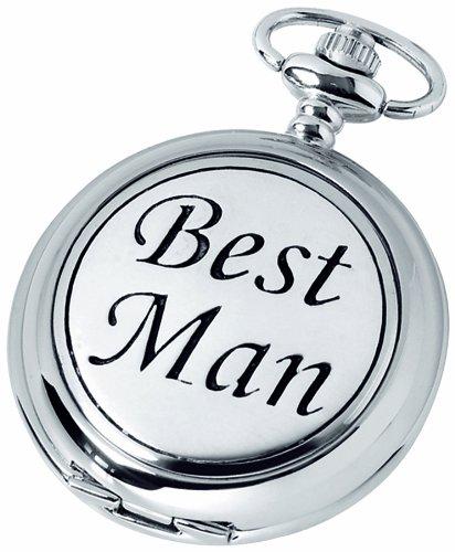 Woodford Pocket Watch, 1884/Q, Men's Chrome-Finished