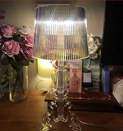 Acryl Schatten-tischleuchte (LED Bedlamp Schlafzimmer Wohnzimmer Acryl Schreibtischlampe Nachttischlampe Schatten Tischleuchte Nacht Lesung Hause Abajur Lampen)