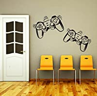 Wall Decals Game Controllers Gamer Gamepad Joys...
