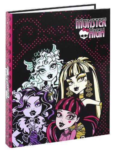 Imagen principal de Monster High Carpeta folio 4 anillas