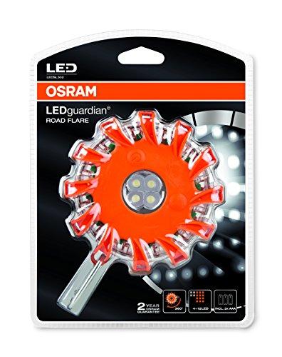 Preisvergleich Produktbild Osram LEDSL302 LEDguardian ROAD FLARE LED-Notfall-Warnlicht Taschenleuchte, Blister (1 Stück)