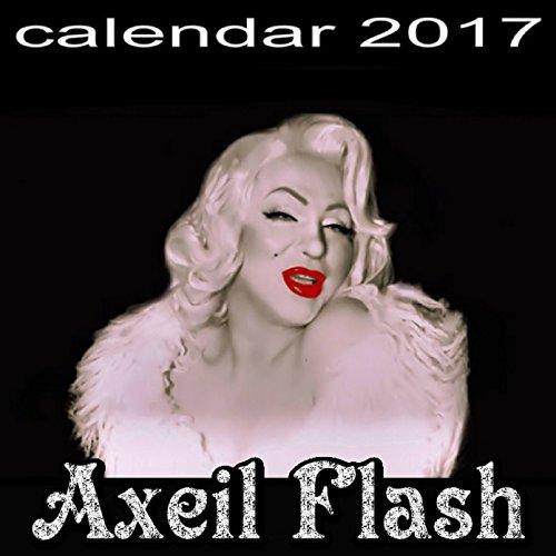 Calendar 2017 Marilyn