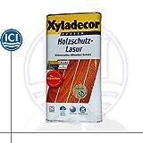 Xyladecor Holzschutzlasur 2in1 Aussen, 5 Liter, Farbton Salzgrün