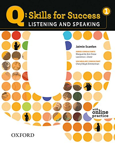Q: Skills for Success 1 Listening & Speaking Student Book with Student Access Code Card