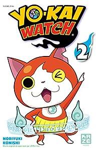 Yo-Kai Watch Edition simple Tome 2