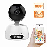 Best Nanny Cameras For Homes - DMZOK Wireless WiFi Camera, ProHD 1080P Home Security Review