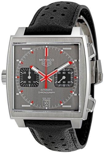 TAG Heuer CAW211B.FC6241 Montre chronographe automatique Monaco Calibre 11 édition limitée